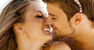 چگونه لب بگیریم | آموزش کامل بوسیدن