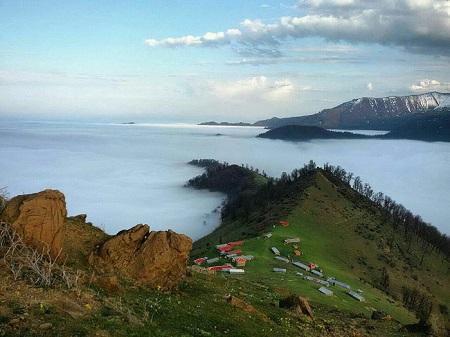 روستای اولسبلنگاه سوئیس ایران