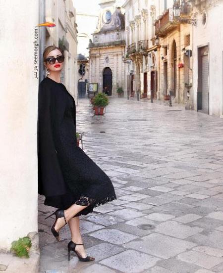 ژاکلینا مدل صربستانی