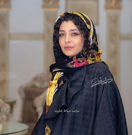 ساره بیات در آیین سپاس تهیه کنندگان سینمای ایران