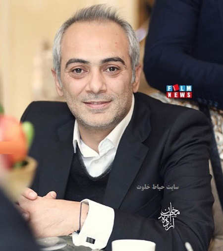 علی قربانزاده در آیین سپاس تهیه کنندگان سینمای ایران