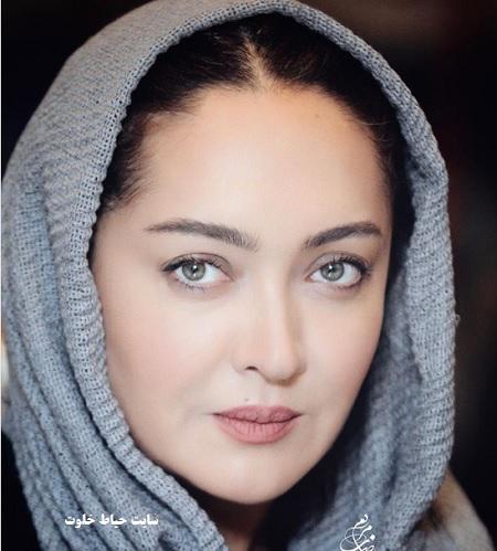 نیکی کریمی در آیین سپاس تهیه کنندگان سینمای ایران