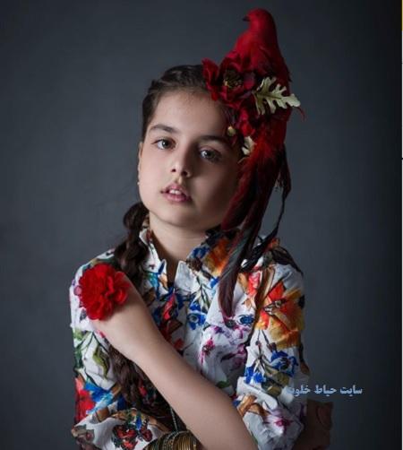 عکس های ترنم کرمانیان