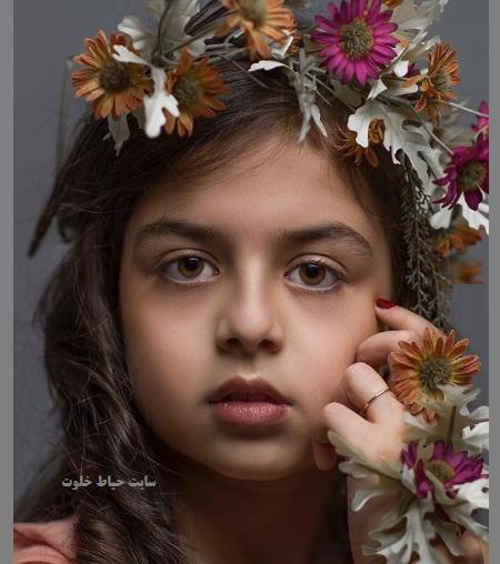 عکس های مدلینگ ترنم کرمانیان