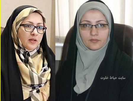 بیوگرافی لیلا واثقی فرماندار شهر قدس + ماجرای دستور شلیک آبان ۹۸ |