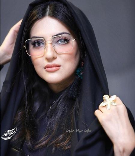 عکس های زیبا هلیا امامی بازیگر نقش مهربانو از یادها رفته |