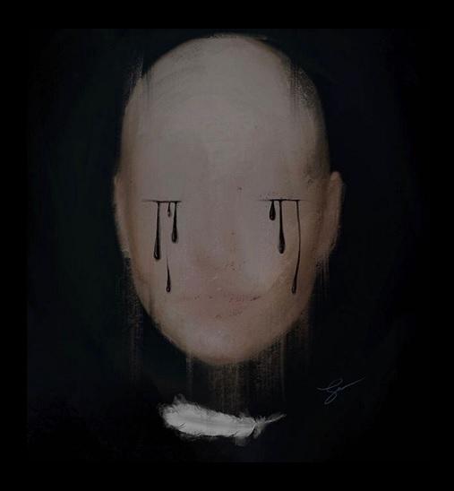 عکس پروفایل سیاه تسلیت , پروفایل مشکی غمگین