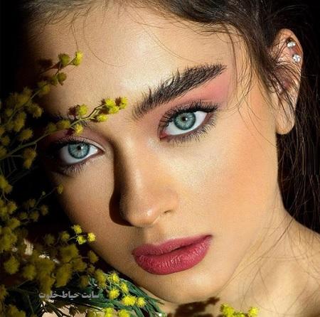 عکس های کیمیا حسینی مدل ایرانی زیبا | اینستاگرام کیمیا حسینی مدلینگ |