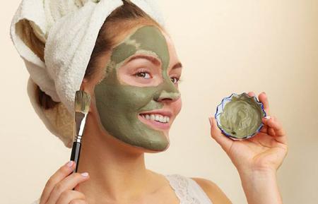 ماسک برای پوست های چرب