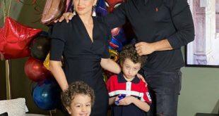 عکس جدید روناک یونسی در کنار همسرش