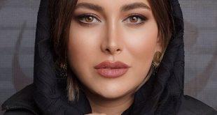 شبنم مقدمی بازیگر نقش لیلا در سریال هفت سنگ |