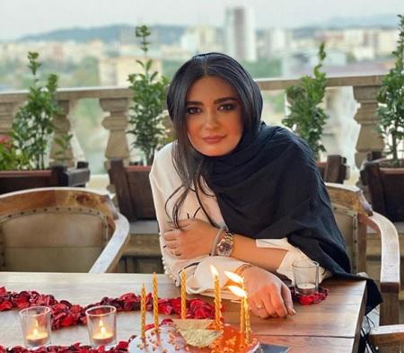 جشن تولد ۴۱ سالگی لیندا کیانی